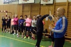 13.5.2019 Hlubočky - Odborový badminton